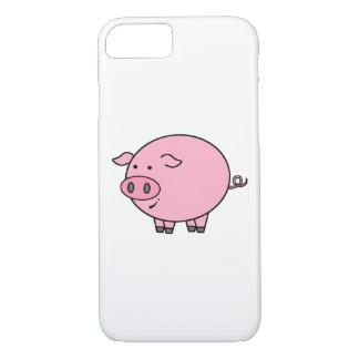 Fettes Schwein iPhone 8/7 Hülle