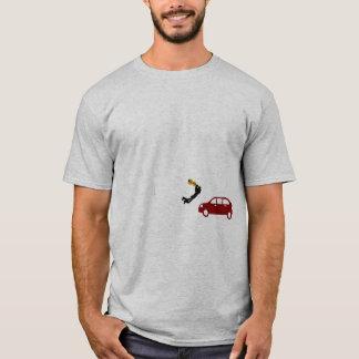 Feuer-Missgeschick T-Shirt