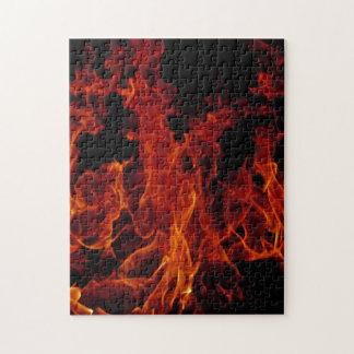 Feuer Puzzle