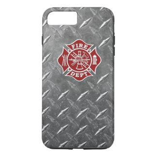 Feuern Sie Abteilung/Feuerwehrmann iPhone ab 7, iPhone 7 Plus Hülle