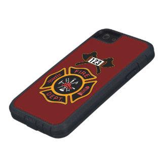 Feuerwehr-Abzeichen iPhone 5 Schutzhüllen