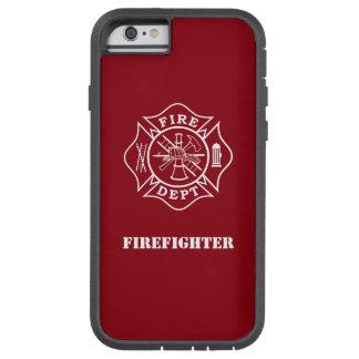 Feuerwehrmann-Malteserkreuz iPhone6/6s, starkes Tough Xtreme iPhone 6 Hülle