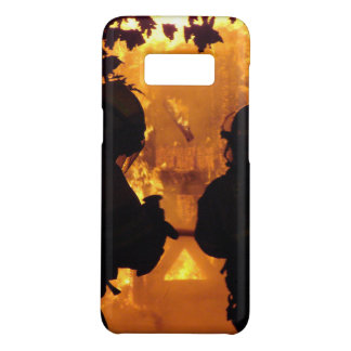 Feuerwehrmann-Team Case-Mate Samsung Galaxy S8 Hülle