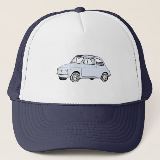 Fiat 500 Topolino Truckerkappe