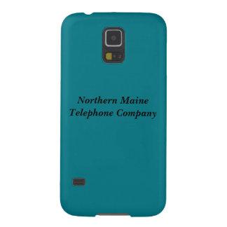Fiktive Telefongesellschaft Galaxy S5 Hülle
