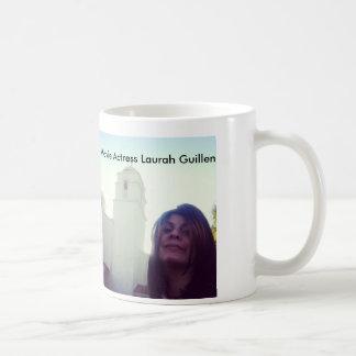 Film-Schauspielerin Laurah Guillen Trinkbehälter Kaffeetasse