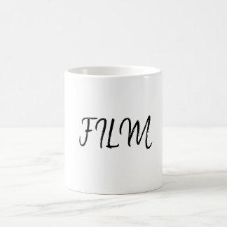 Film-Tasse Kaffeetasse