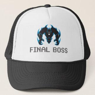 FinalBoss_logo Truckerkappe