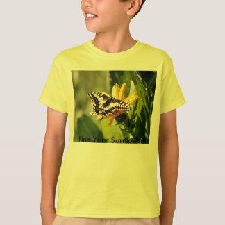 Finden Sie Ihre Sonnenblume! T-Shirt