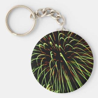 Fireworks Schlüsselanhänger