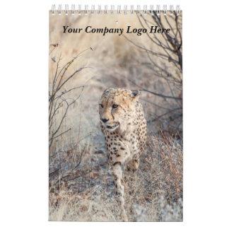 Firmenlogo-Tier-Kalender 2017 Kalender