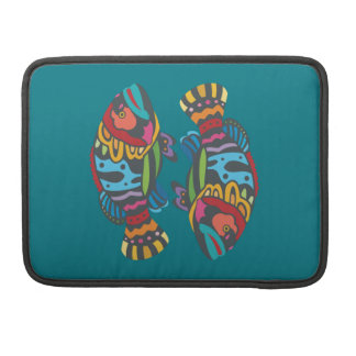 Fisch-Fische Sleeve Für MacBook Pro