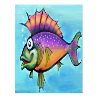 Fische Postkarten