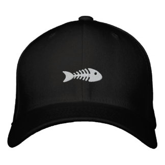 Fishbone Bestickte Caps