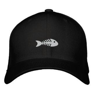 Fishbone Bestickte Kappe