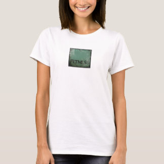 FITNESS-T-STÜCK T-Shirt