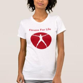Fitness-Thema T-Shirt