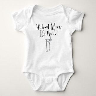 Flacher Baby-Bodysuit B Baby Strampler