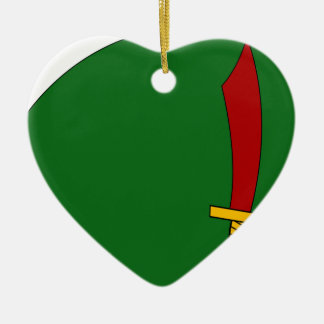 Flag_of_Transylvania_ Keramik Ornament