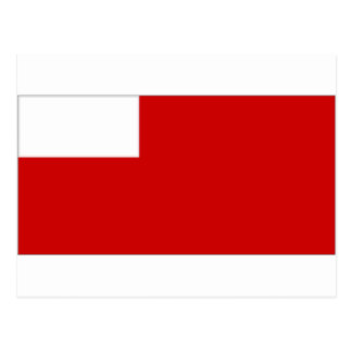 Flagge Arabische Emirates Abu Dhabi Postkarte