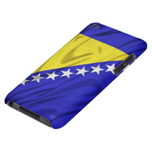 Flagge Bosnien und Herzegowina iPod des Touchfalle iPod Touch Case-Mate Hülle