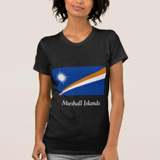 Flagge der Marshallinseln T-Shirt