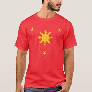 Flagge der Philippinen, Watawat ng Pilipinas T-Shirt