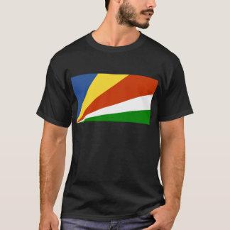 Flagge der Seychellen T-Shirt