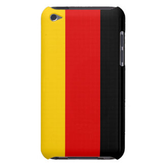 Flagge der Touch-Case-Mate kaum There™ Deutschland iPod Touch Case-Mate Hülle