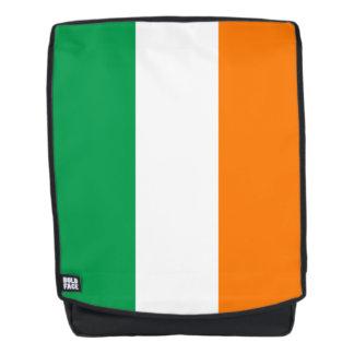 Flagge des Irland-Erwachsen-Rucksacks Rucksack