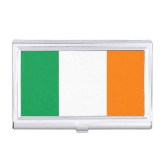 Flagge des Irland-Visitenkarte-Halters Visitenkarten Etui