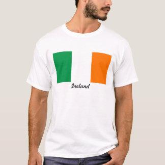 Flagge des T - Shirt Irland-Männer