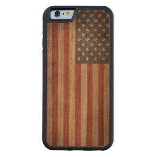 Flagge-Handy-Fall Bumper iPhone 6 Hülle Kirsche