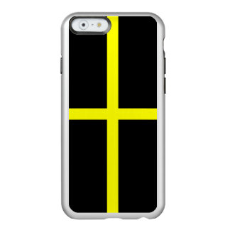 Flagge Heilig-David silbernen iPhone Falles Incipio Feather® Shine iPhone 6 Hülle