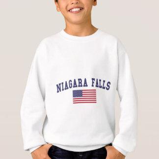 Flagge Niagara Falls US Sweatshirt