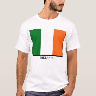 Flagge oder Irland-T - Shirt