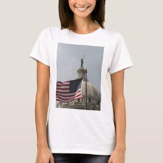 Flagge Oklahoma T-Shirt