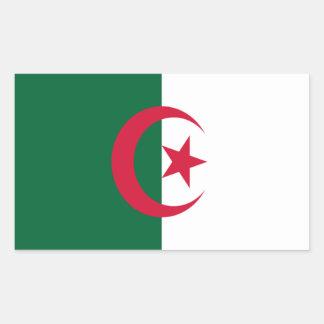 Flagge von Algerien Aufkleber
