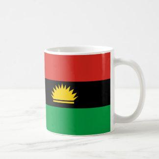 Flagge von Biafra (Bịafra) Tasse