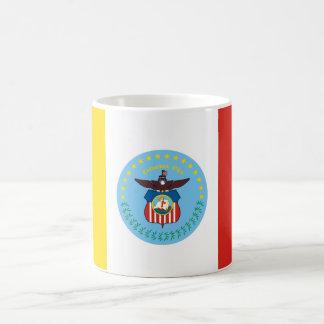 Flagge von Columbus, Ohio Kaffeetasse