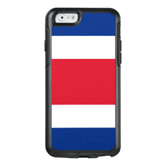 Flagge von Costa Rica OtterBox iPhone Fall OtterBox iPhone 6/6s Hülle