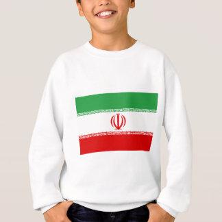 Flagge von der Iran-Produkten Sweatshirt