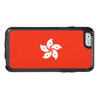 Flagge von Hong Kong OtterBox iPhone Fall OtterBox iPhone 6/6s Hülle