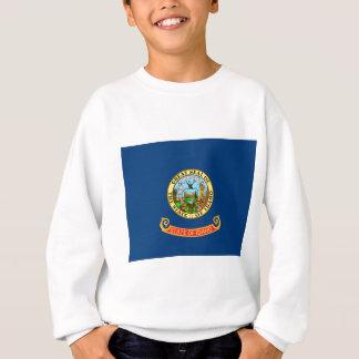 Flagge von Idaho Sweatshirt