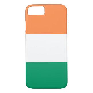 Flagge von Irland iPhone 7 Hülle