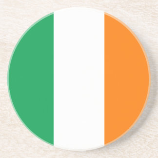 Flagge von Irland Untersetzer