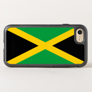 Flagge von Jamaika OtterBox iPhone Fall OtterBox Symmetry iPhone 8/7 Hülle