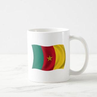 Flagge von Kamerun Tasse