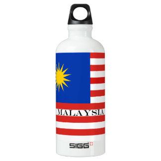 Flagge von Malaysia Jalur Gemilang Wasserflasche