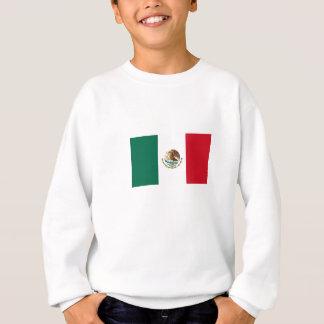 Flagge von Mexiko Sweatshirt